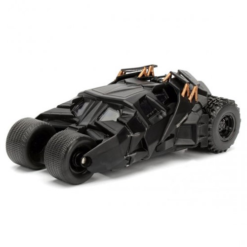 Batmóvel The Dark Knight 2008 Metal Die Cast 1:32 Jada Toys