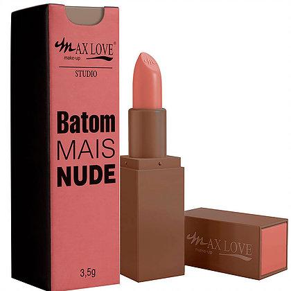 Batom Mais Nude Max Love - 7898329831869