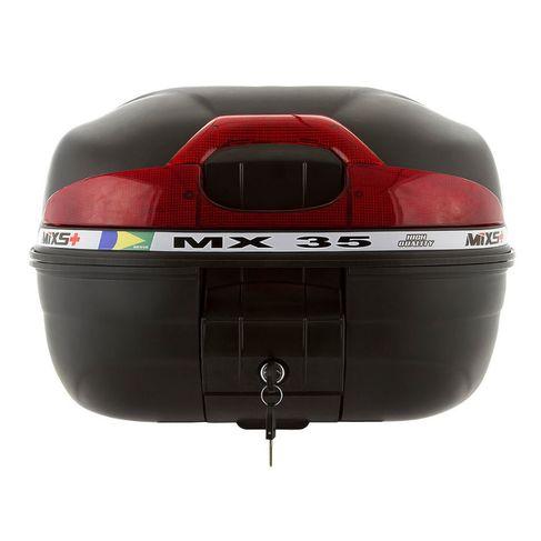 Tudo sobre 'Bau MIXS MX 35 Tampa Preta (35001)'