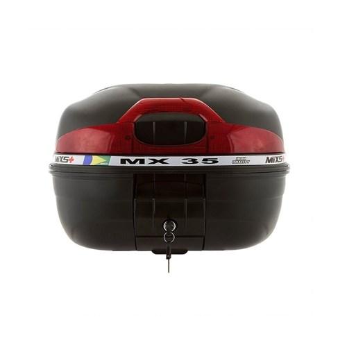 Tudo sobre 'Bauleto para Moto 35 Litros Mixs Pro Tork Mx35'