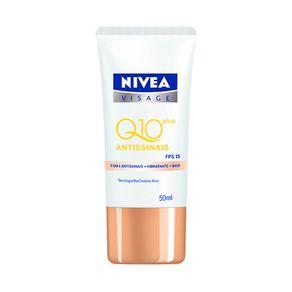 BB Cream Nivea Visage Q10 Plus Antissinais FPS 15 50g