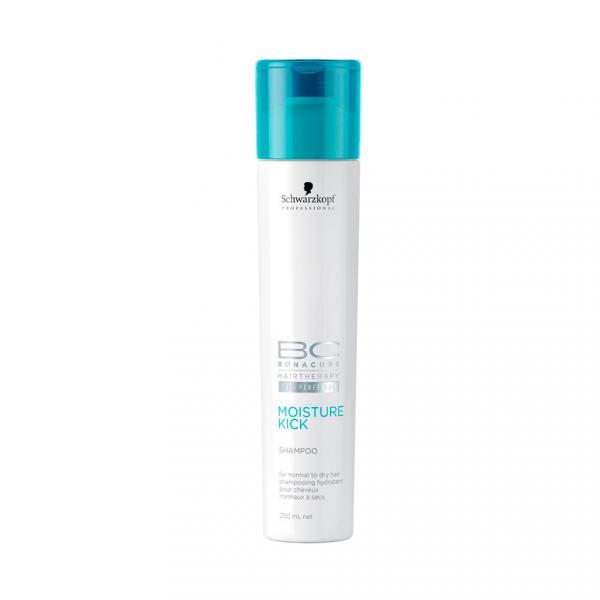 BC Bonacure Moisture Kick Shampoo 250ml - Schwarzkopf