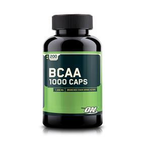 BCAA (200 Cápsulas) Optimum Nutrition
