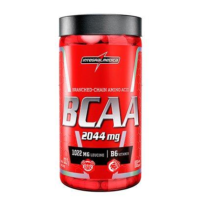 BCAA 2044 MG 180 Capsulas - IntegralMédica