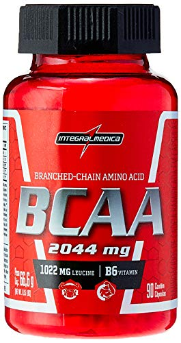 BCAA 2044 Mg - 90 Cápsulas, IntegralMedica