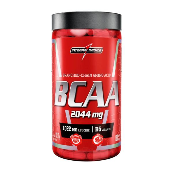 BCAA 2044mg Amino 180 Cápsulas Integralmédica - Integralmedica