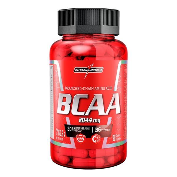 BCAA 2044mg Amino 90 Caps - Integralmedica