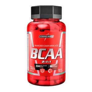 BCAA 2:1:1 2044 Mg (90 Cápsulas) - Integralmédica