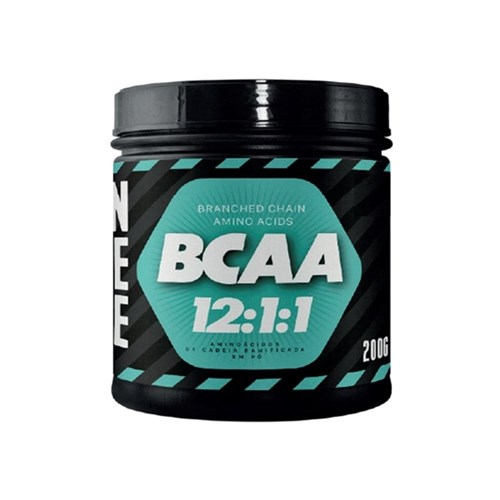 Bcaa 12:1:1 Synthesize 200G - Cereja