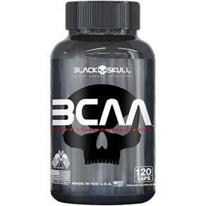 Bcaa 2:1:1 (120 Caps) - Black Skull