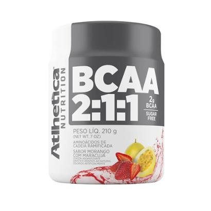Bcaa 2:1:1 (210 G) - Atlhetica Nutrition