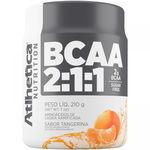 BCAA 2:1:1 - 210g Tangerina - Atlhetica Nutrition