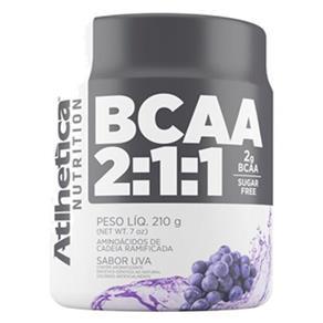 BCAA 2:1:1 - 210g Uva - Atlhetica Nutrition