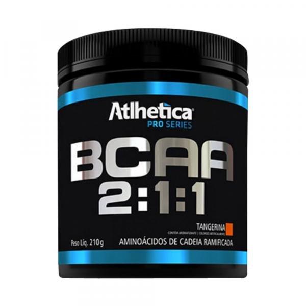 BCAA 2:1:1 210gr - Atlhetica