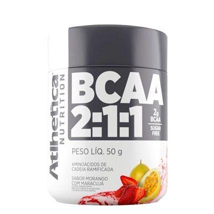 BCAA 2:1:1 50g Atlhetica - Atlhetica Nutrition