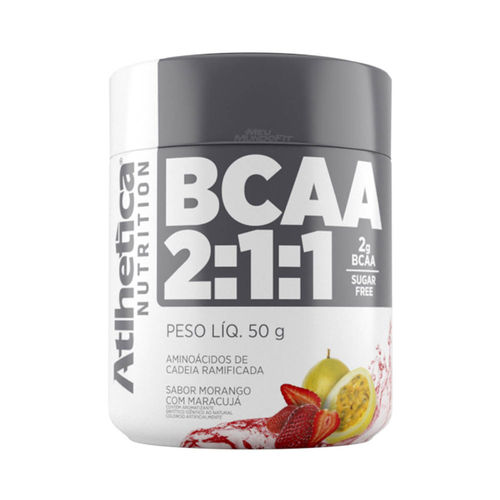 Bcaa 2:1:1 50g - Atlhetica Nutrition