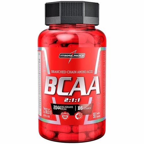 BCAA 2 1 1 90 Cápsulas Integralmedica