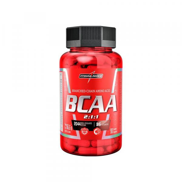 BCAA 2:1:1 (90caps) - Integralmédica