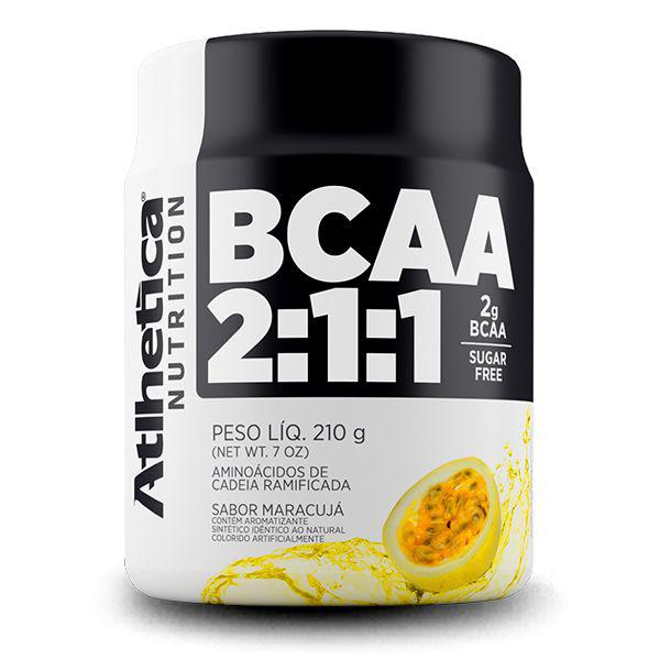 BCAA 2:1:1 Atlhetica Nutrition 210g