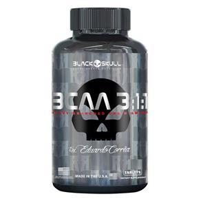 BCAA 3:1:1 - Black Skull - 120 Tabletes