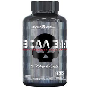 BCAA 3:1:1 - Black Skull - 120tabs -