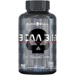 BCAA 3:1:1 - Black Skull - 240tabs -