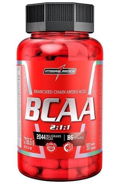 BCAA 2.1.1 Integralmedica - 90 Cápsulas