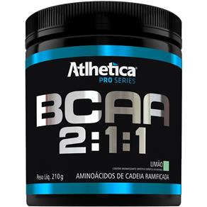 Bcaa 2:1:1 Pro Series (210g) - Atlhetica Nutrition - Limao