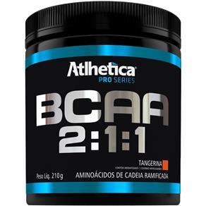 Bcaa 2:1:1 Pro Series (210g) - Atlhetica Nutrition - Tangerina