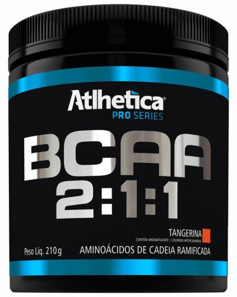 Bcaa 2:1:1 Pro Series 210g - Atlhetica Nutrition