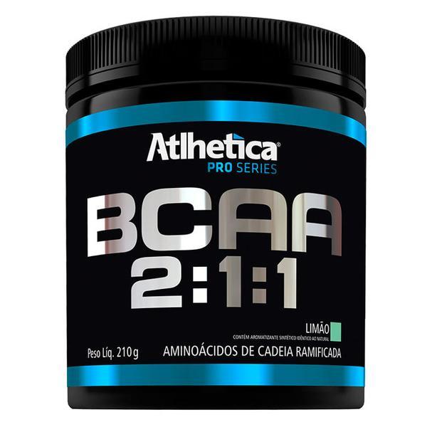 Bcaa 2:1:1 Pro Series (210g) - Atlhetica Nutrition