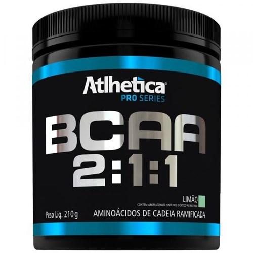 Bcaa 2:1:1 - Pro Series - 210G - Atlhetica Nutrition
