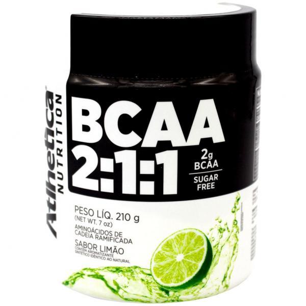 BCAA 2:1:1 Pro Series (210g) Limão - Atlhetica Nutrition