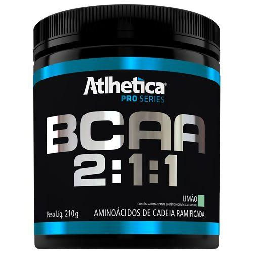 Bcaa 2:1:1 Pro Series Atlhetica Nutrition 210g