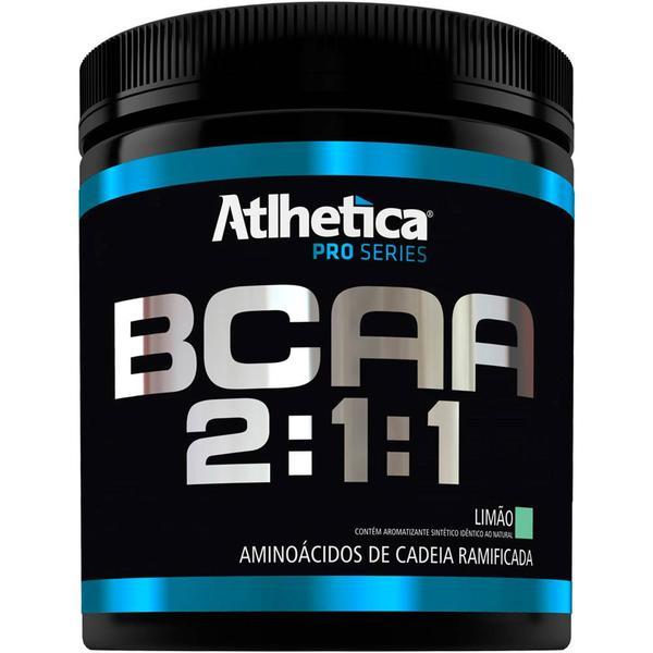 BCAA 2:1:1 Pro Series Limão 210g - Atlhetica Nutrition