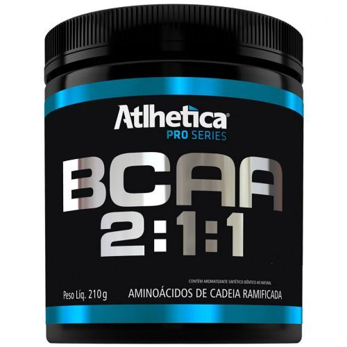 BCAA 2:1:1 - Pro Series Tangerina - 210g - Atlhetica - Atlhetica Nutrition