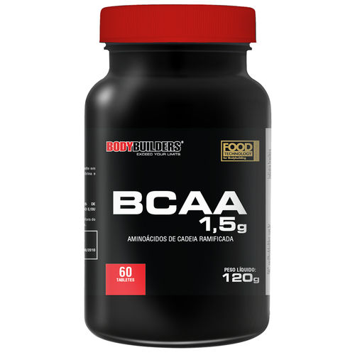 BCAA 1,5mg 60 Tabs - Bodybuilders
