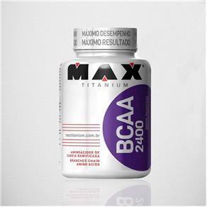 Bcaa 1,2G 120 Capsulas - Max Titanium Bcaa 1,2G 120 Capsulas