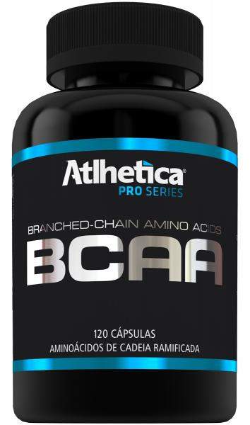 BCAA (120 Caps) - Atlhetica Nutrition