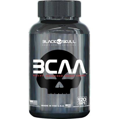 BCAA 120 Cápsulas - Black Skull