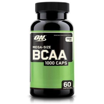 BCAA 100 60 Cáps Optimum Nutrition