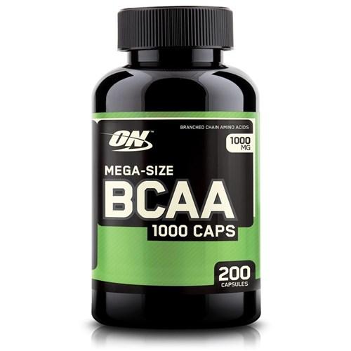 Bcaa 1000 200 Cáps - Optimum Nutrition (200 Caps)