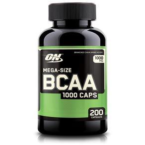 Bcaa 1000 200 Cáps - Optimum Nutrition - Natural