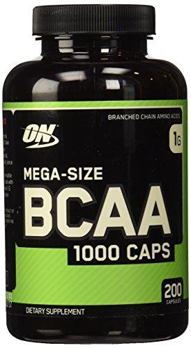 BCAA 1000 200 Cáps - Optimum Nutrition