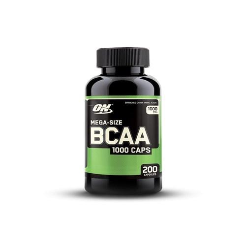 BCAA 1000 (200 Caps) - Optimum Nutrition