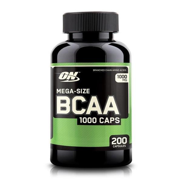 Bcaa 1000 200 Caps - Optimum Nutrition
