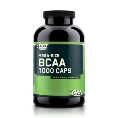 BCAA 1000 - 200 Cápsulas - Optimum Nutrition