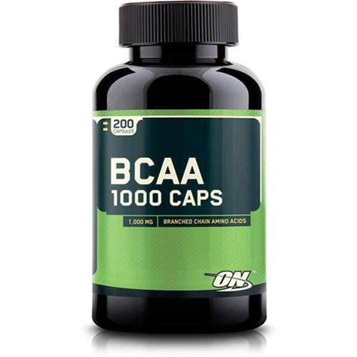 Bcaa 1000 (200caps) - Optimum Nutrition