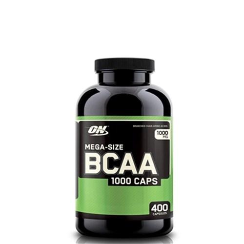 Bcaa 1000 (400caps) - Optimum Nutrition