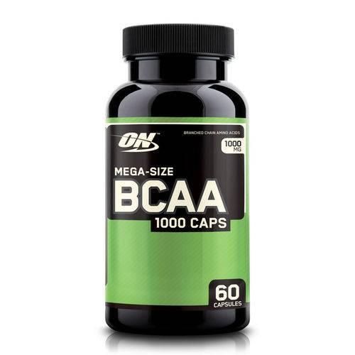Bcaa 1000 - 60 Caps - Optimum Nutrition